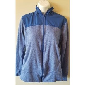 Adidas Climawarm Full Zip Hoodie Jacket Medium